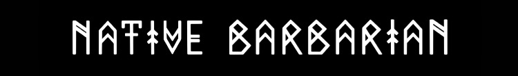 Native Barbarian -